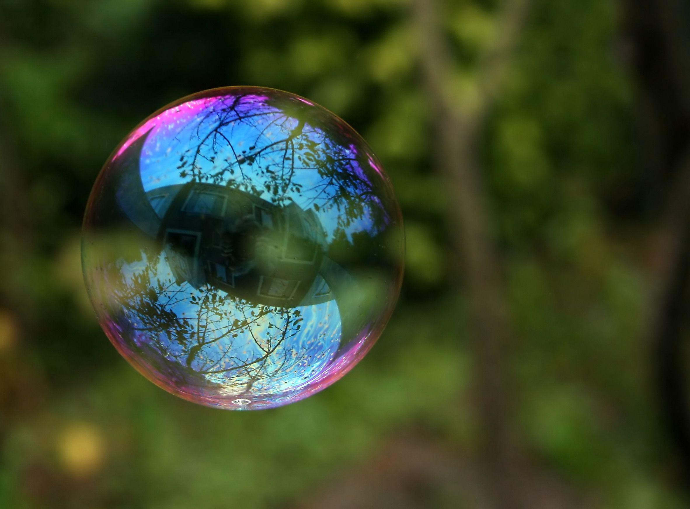 Gran burbuja a tope sexo