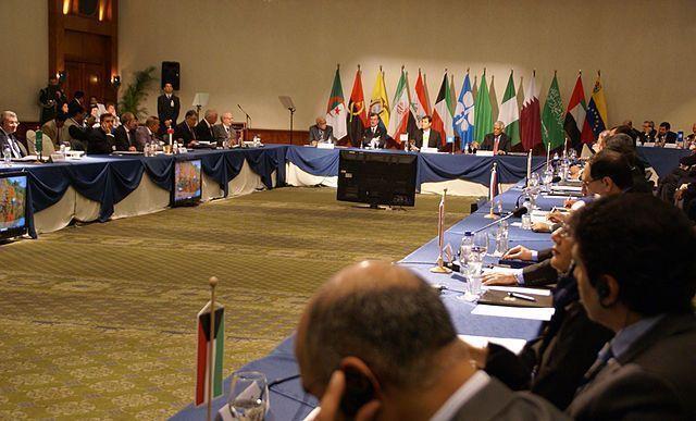 158ava Reunión de países miembros de la OPEP 5251957464