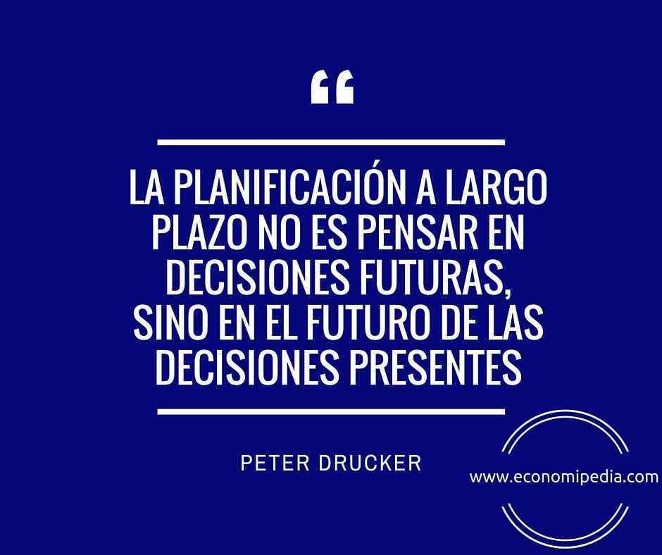 Planificación de decisiones