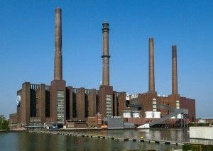 Fabrica Wolfsburg Volkswagenwerk