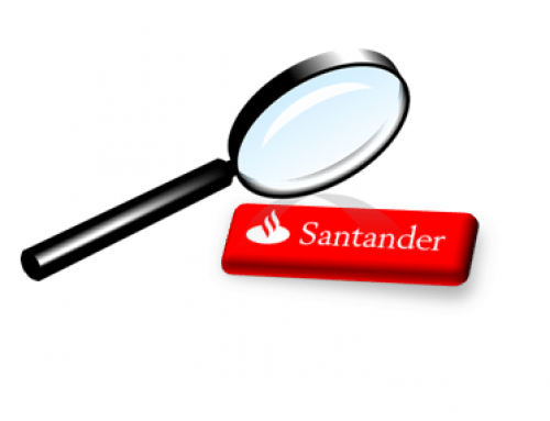 El banco santander muy castigado por las econom as for Cajeros santander sevilla