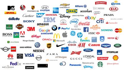 las marcas m s importantes del mundo