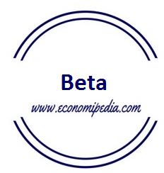 Beta de un activo financiero for Definicion de beta