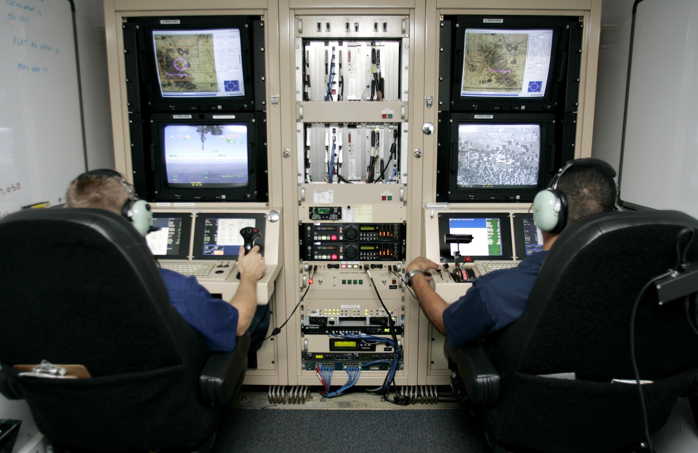 Controllers of the Unmanned Aircraft System (UAS)