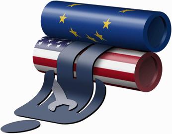 Estados Unidos vs Unión Europea