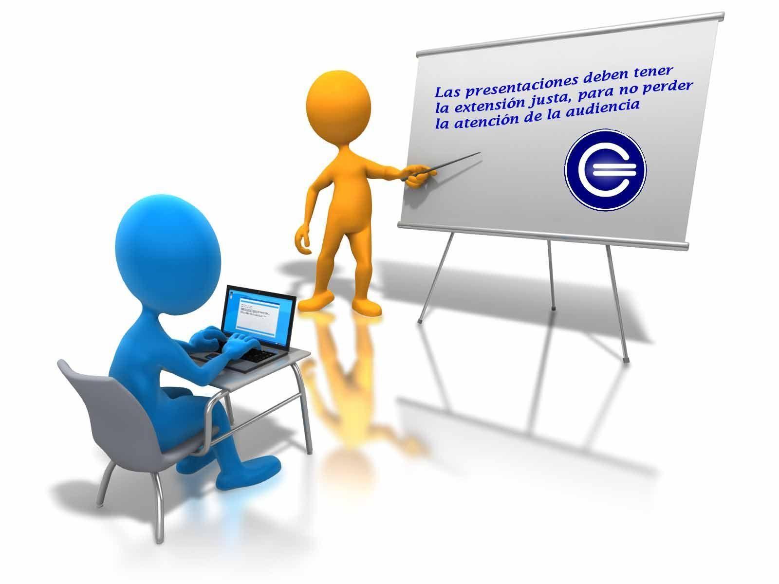 cómo hacer buenas presentaciones en la empresa economipedia