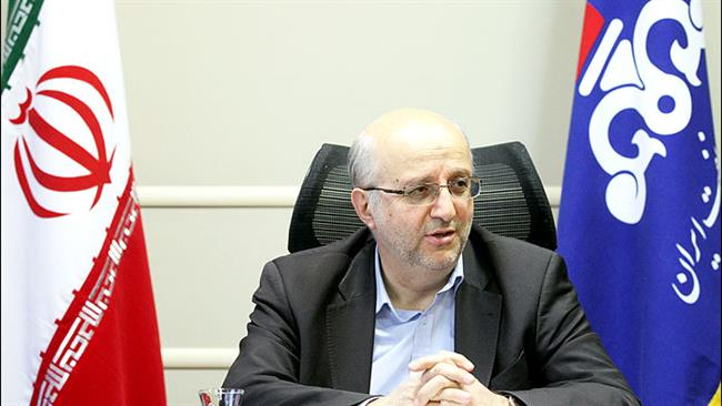 CEO de National Iranian Oil Company, Rokneddin Javadi