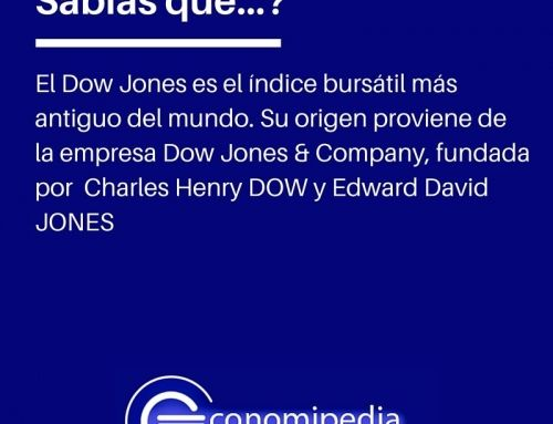 Qué significa Dow Jones