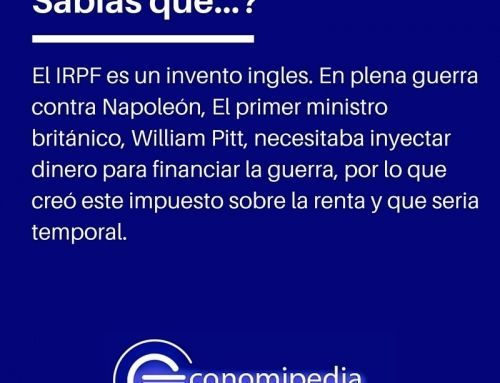 El IRPF, un invento inglés
