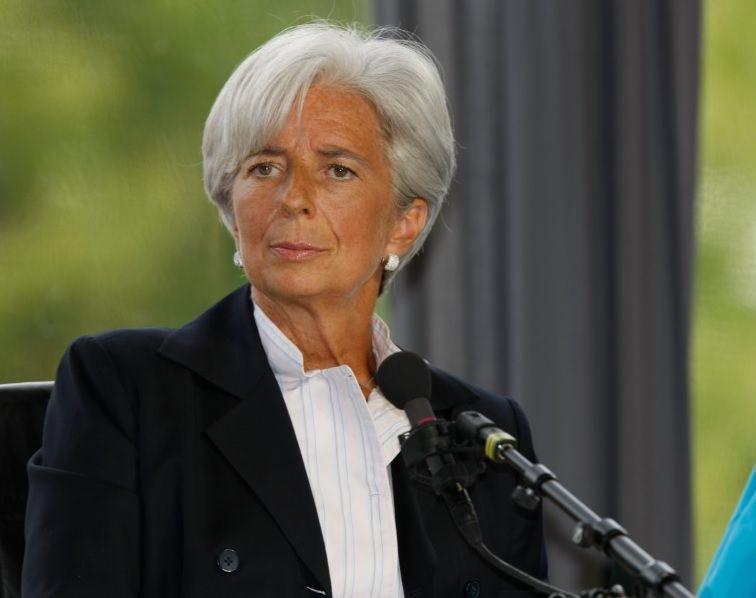 FMI-Crisrina Lagarde