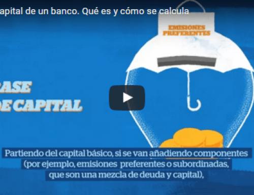 Qué es y cómo se calcula el Ratio de capital de un banco