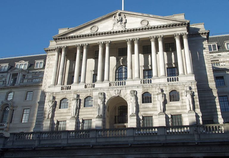 Banco de Inglaterra Bank of England BoE