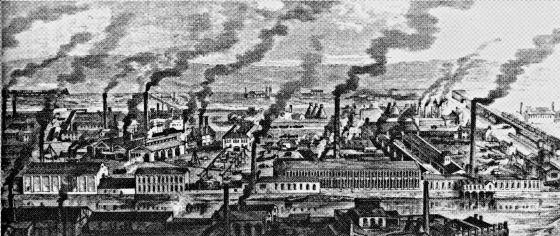 Revoluci n industrial i economipedia - Empresas en inglaterra ...