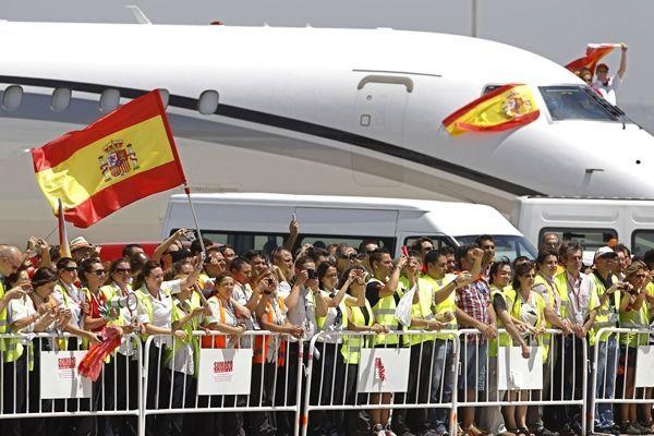emigrante regresa a España