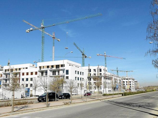 mercado inmobiliario en España compraventa de viviendas
