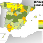 mapa innovación españa