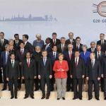 Cumbre G20 hamburgo