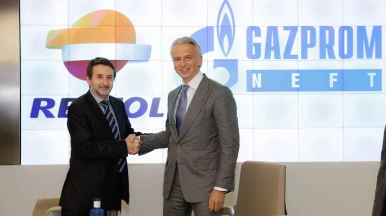 Gazpron y Repsol
