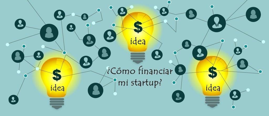 financiación para una startup