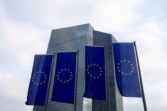 Unión Europea BCE Franckfurt