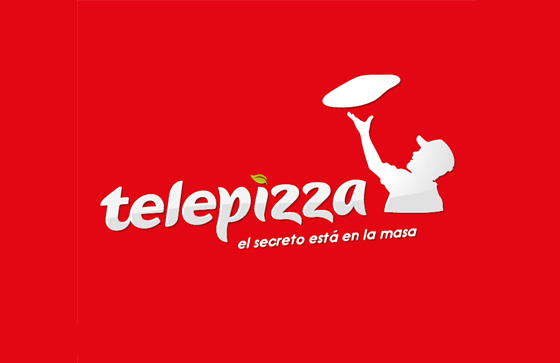Telepizza eslogan