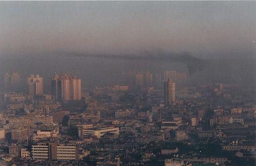 Shangai contaminacion