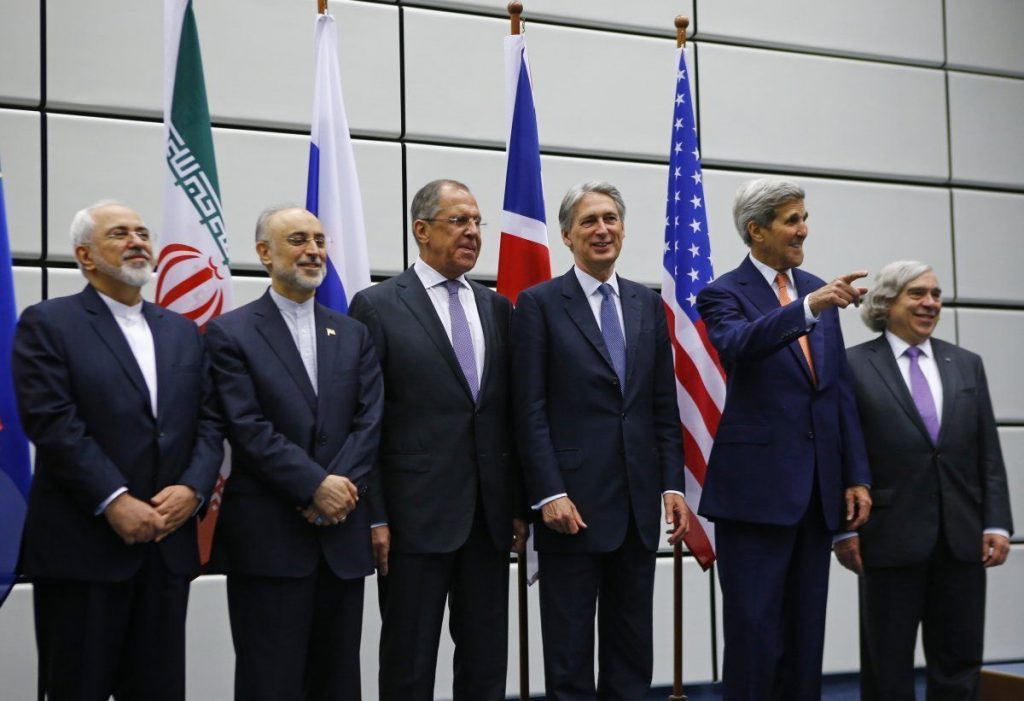 Acuerdo nuclear para Irán