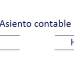 Asiento Contable El Debe Y Haber