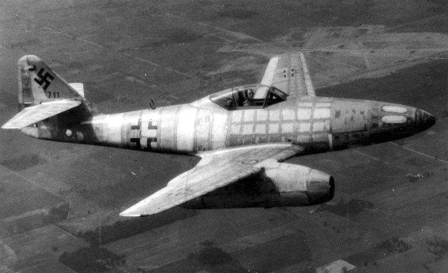 Avión Nazi Segunda Guerra Mundial