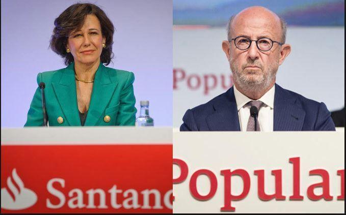 Banco Santander Compra Banco Popular