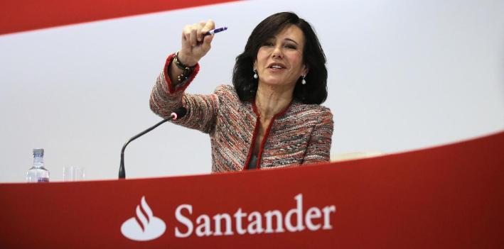 Banco Santander Ana Patricia Botín