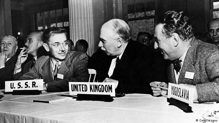 Bretton Woods Acuerdos