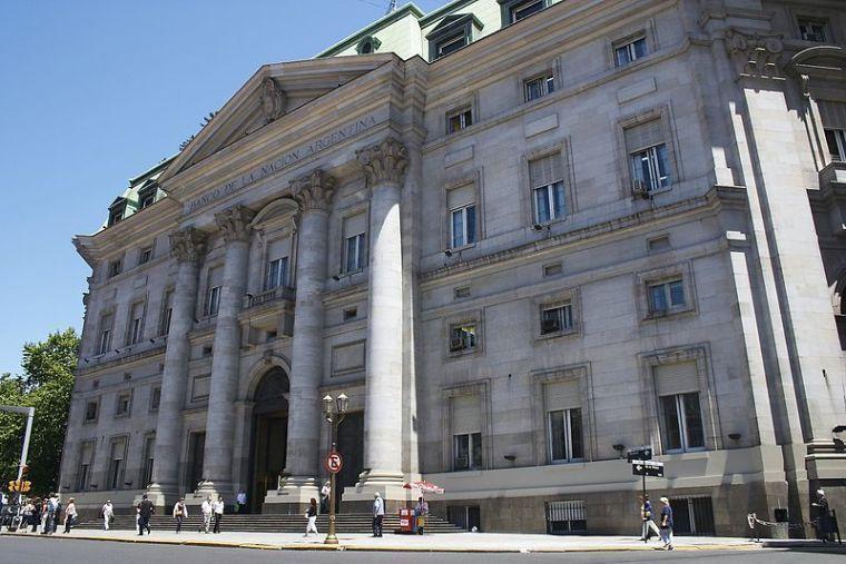 Buenos Aires Banco De La Nación Argentina