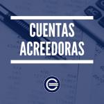 Cuentas Acreedoras
