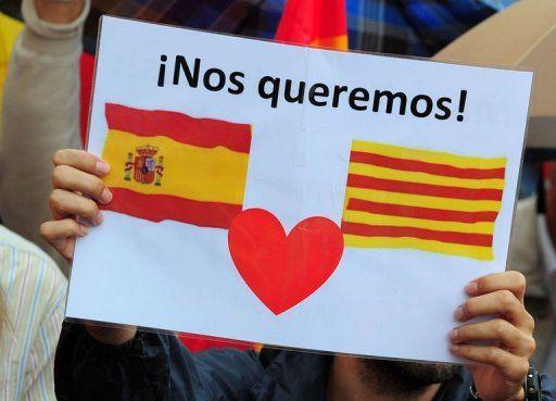 Cataluña Y España