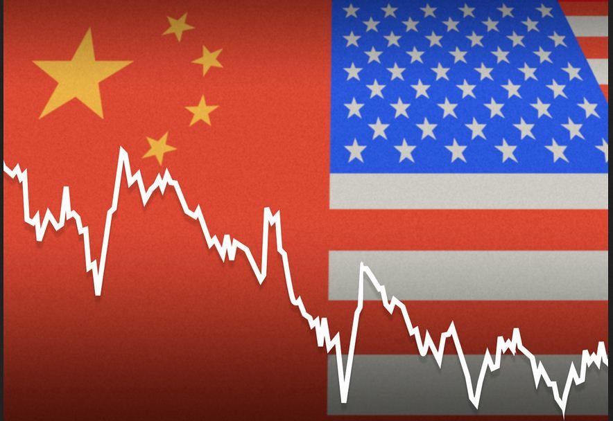 China Estados Unidos Guerra Comercial