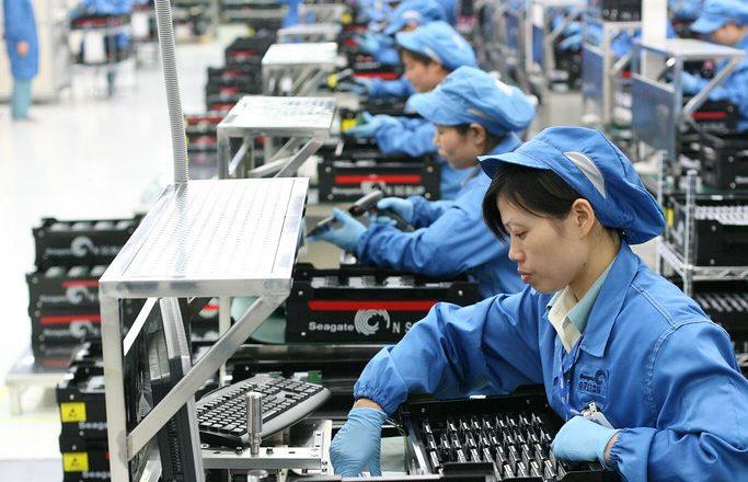China Fábricas