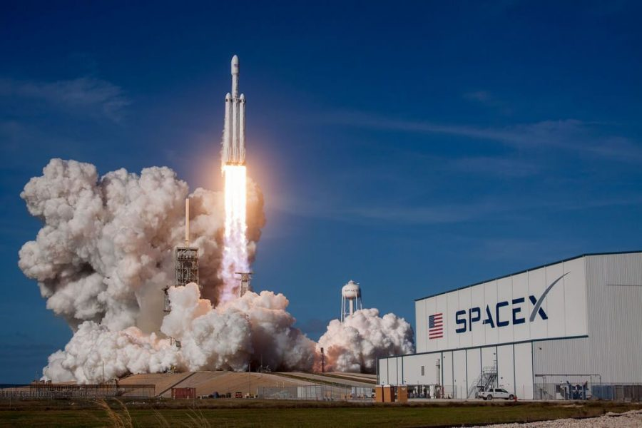 Cohete Falcon Heavy