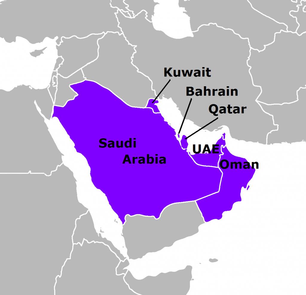 Consejo De Cooperacion Del Golfo