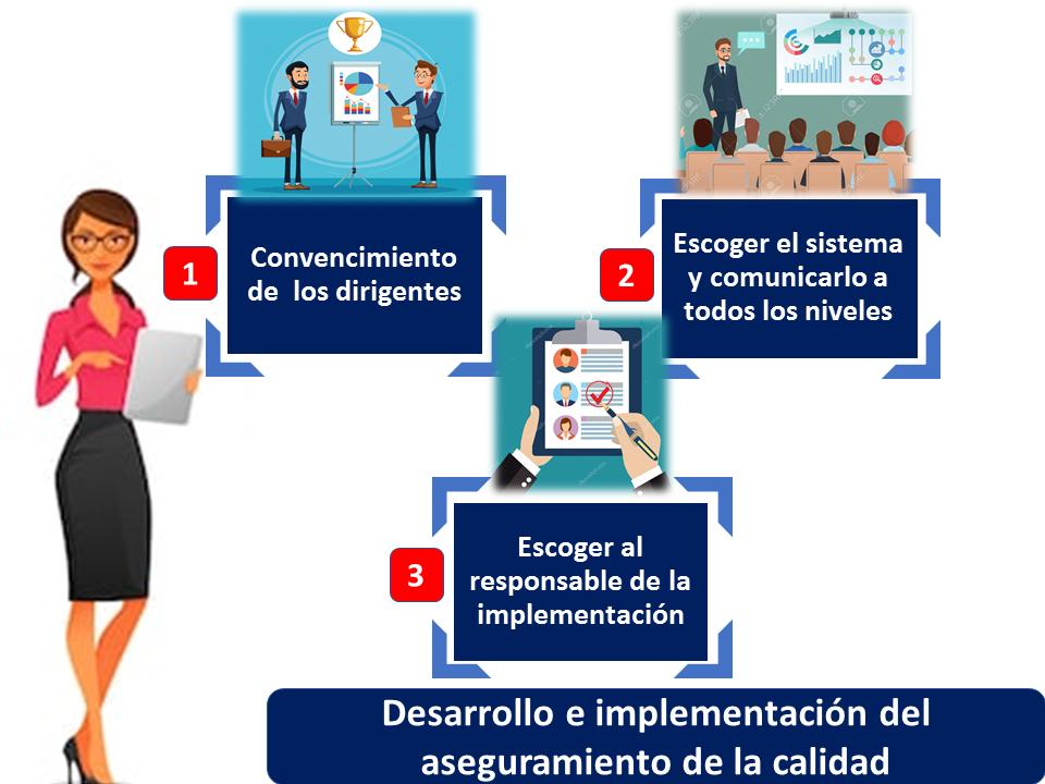 Desarrollo E Implementación Del Asefguramiento De La Calidad