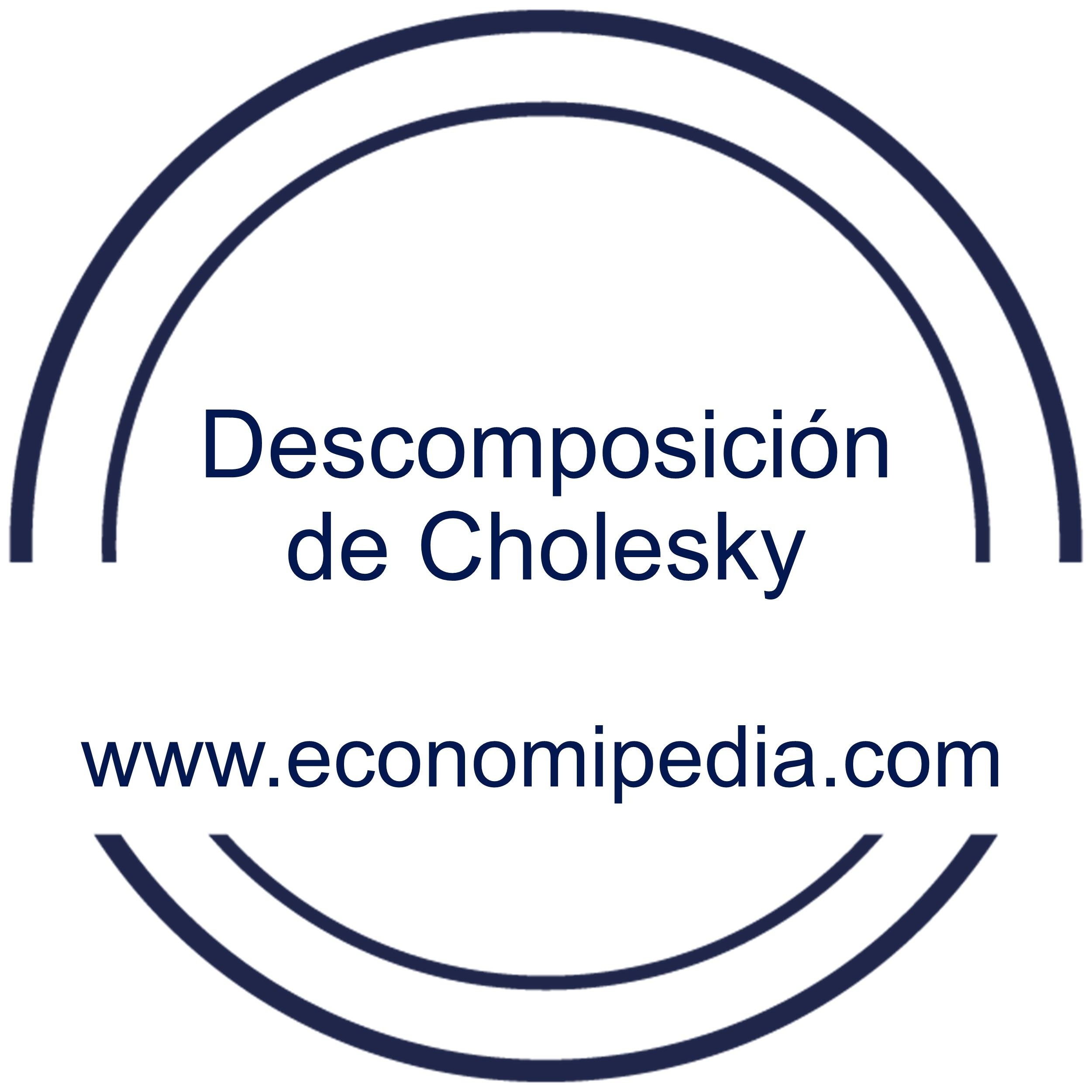 Descomposicion De Cholesky Ejemplo