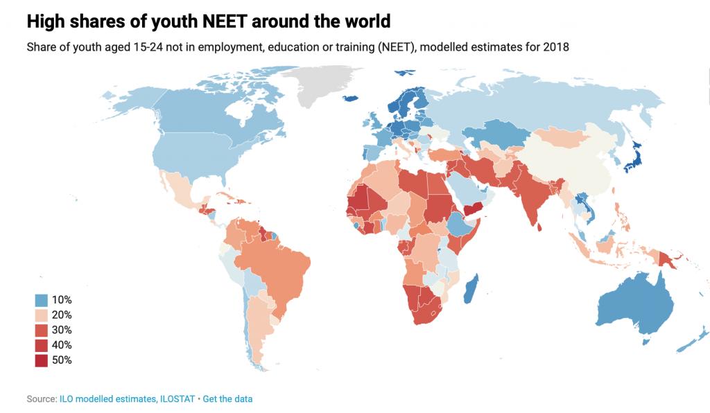 Desempleo Juvenil En El Mundo 1