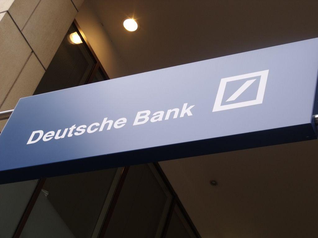 Deutsche Bank Blanqueo