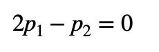 Ecuación En Función Del Vector P