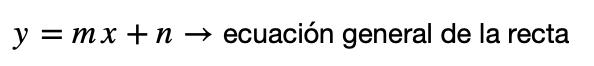 Ecuación General De La Recta 4