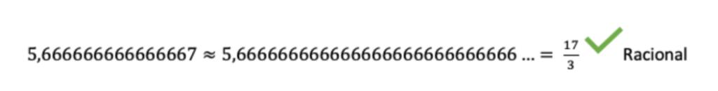 Ejemplo Número Racional