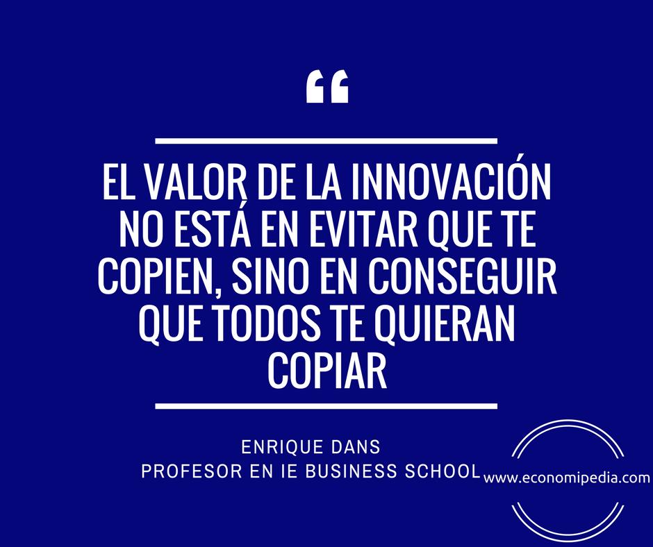 El Valor De La Innovación Frases Célebres De Economía Y