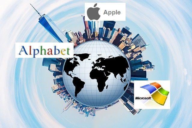 Empresas Más Grandes Del Mundo 2018