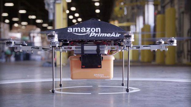 Envío En Drones Envíos Express