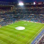 Estadio de Futbol Santiago Bernabeu